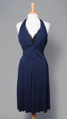 Diane Von Furstenberg Halter Dress, $31