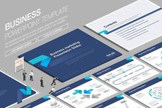 723 best presentation templates powerpoint keynote images on ppt business powerpoint template by lunik20 on creativemarket presentation design template ppt flashek Image collections