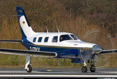 Piper PA-46/Jetprop DLX aircraft picture