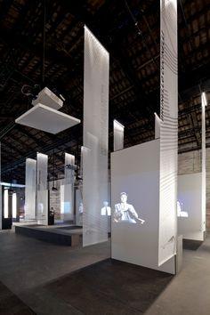 Venice Biennale 2012: Le quattro stagioni. L´architecttura del Made in Italy da Adriano Olivetti alla Green Economy / Italy Pavilion