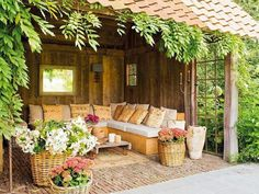 outdoor room...Belgium