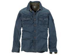 Men's Earthkeepers® Denim Overshirt - Timberland