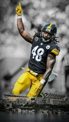 Bud Dupree Dick27Ambrose Pittsburgh Steelers Players 5c2b95385