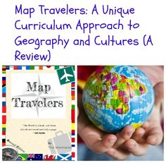 Map Travelers geography & cultures unit study for all ages {review} @hsbapost