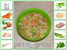 Blog uživatelky petit_grisu | Modrykonik.cz Cheeseburger Chowder, Soup, Yummy Food, Baking, Blog, Recipes, Delicious Food, Bakken, Soups