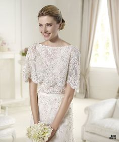 Perfect Wedding Dresses-that is the name of the site,  I do like the top design.