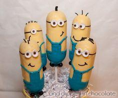 the twinkies minions!