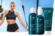 Линия Biotherm Skin Fitness, усиливающая эффект от тренировок
