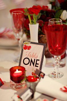 Wedding theme 50s diner Pinteres