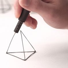 Printing Pen That Lets You Doodle In The Air Men Tech Gadgets Share and enjoy! Gadgets And Gizmos, Electronics Gadgets, Tech Gadgets, Impression 3d, Cool Technology, Technology Gadgets, Bijoux Design, You Doodle, 3d Video