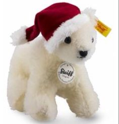 Williams Sonoma steiff polar bear