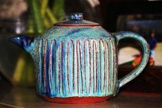 Tea Pot from Andretta Pottery