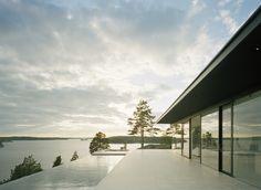 Villa Överby, Stockholm, Sweden. John Robert Nilsson Arkitektkontor. photo by Åke Eson Lindman.