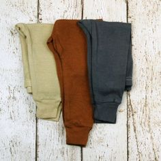 Baby clothes Baby snuggy pants in Brown cool kids clothes for newborn only on Etsy, $11.00