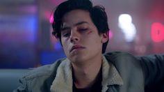 Riverdale- Jughead Jones, played by Cole Sprouse