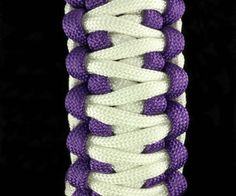 how to make a paracord bracelet #knots #weave #survival #jewelry
