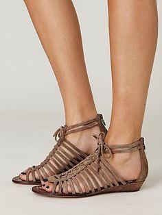 divine sandals