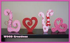 Love Word Set