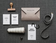 Martina Sperl - Branding by moodley brand identity , via Behance