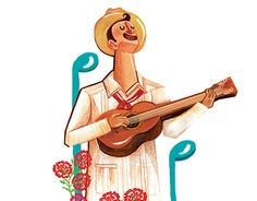 """Check out new work on my @Behance portfolio: """"Mexican way of music"""" http://be.net/gallery/53421977/Mexican-way-of-music"""