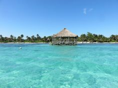 Ak Bol Yoga Eco Resort Ambergris Caye Belize- our first nights stay in Belize!