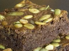 zdravy kolac z tekvicovych semien
