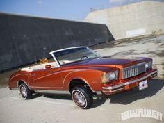 1979 Chevrolet Monte Carlo Convertible