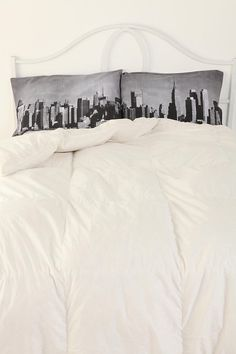 Would be killer in our NYC themed bedroom. $34