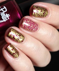 Digit-al Dozen Does Autumn – Fancy Fall Stamping