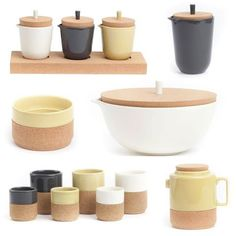 Cork Tableware