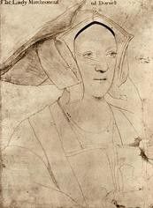 Lady Frances Brandon, daugther of Mary Tudor & Charles Brandon, mother to Jane, Catherine & Mary Grey