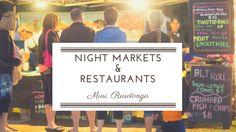 Night Market & Restaurants in Muri Rarotonga, Rumoursw Blog Photo