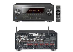 The Best High End Home Theater Receivers: Best Amps: Pioneer Elite SC-LX701 Home Theater Receiver