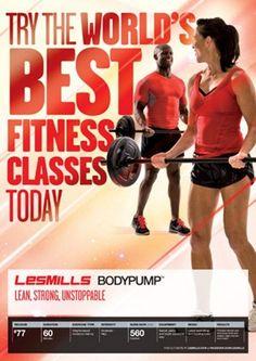 Les Mills Body Pump Instructor