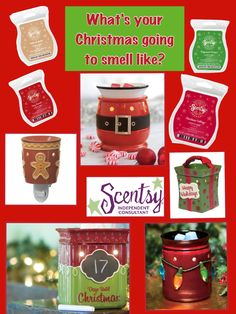 A Scentsy Christmas