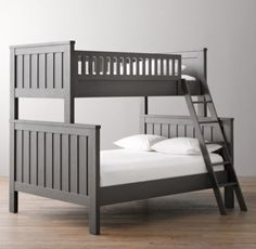 For Jules and Cashy - Kenwood twin over full bunk from Restoration Hardware