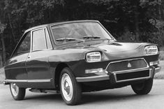 Citroën M35 Wankel engined coupé