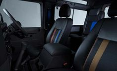 British designer, Sir Paul Smith has collaborated with Land Rover to create a one-off Defender #LandRover #PaulSmith #Defender