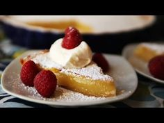Easy Lemon Tart | Kitchen Explorers | PBS Parents