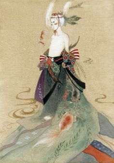 Best Asian Art by sheep Art And Illustration, Illustrations And Posters, Figurative Kunst, Japanese Artwork, Chinese Art, Traditional Art, Asian Art, My Idol, Character Art