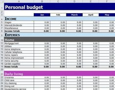 Printable Personal Daily Budget Template Excel Published by Danis. Personal daily budget template, Too many little businesses run without budgets. And lots of small businesses which do have budgets are not getting as ... Excel Budget Template, Marketing Budget, Home Budget, Budgeting Worksheets, Success And Failure, Home Repairs, Do Your Best, Make It Work, Small Businesses