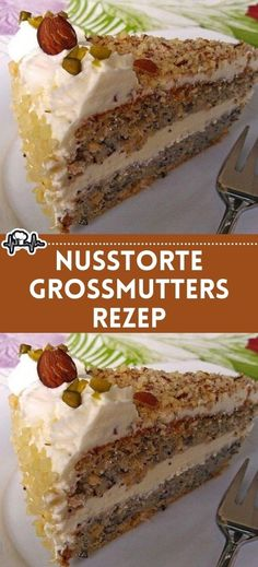 Baking Recipes, Dessert Recipes, German Desserts, 16 Cake, Eat Smart, Mellow Yellow, Cakes And More, Cake Cookies, Cake Decorating