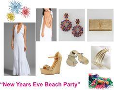 NYE Beach party