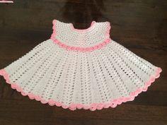 Dress/Robe pour fille 03-06 mois by BBerthe
