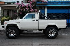 Toyota hilux 1981 LN36