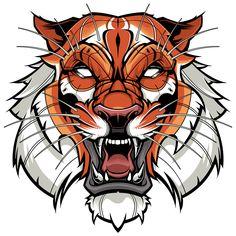 http://www.sweyda.com/portfolio-item/tiger-vector-illustration-2/