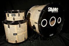 Savior Custom Drums » Drum Kits