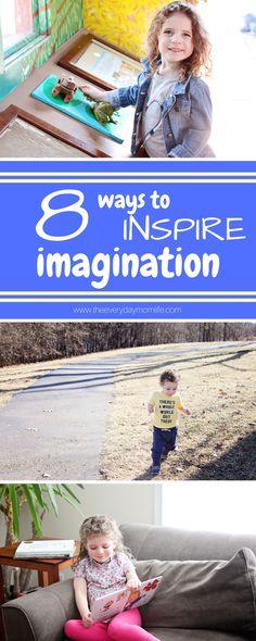 "8 Ways To Inspire Your Children's Imaginations all year long in perfect play clothes from Kohl's. AD @Kohls <a class=""pintag searchlink"" data-query=""%23PlayAllDay"" data-type=""hashtag"" href=""/search/?q=%23PlayAllDay&rs=hashtag"" rel=""nofollow"" title=""#PlayAllDay search Pinterest"">#PlayAllDay</a>"