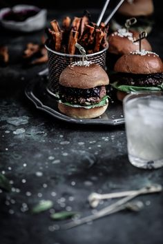 Juicy and frangrant lamb sliders with sweet beetroot relish, labneh tzatziki on toasted brioche buns! Anisa Sabet   The Macadames   Food Styling   Food Photography   Props   Moody   Food Blogger   Recipes