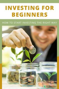 If you are a beginner investor wondering where to start we have the perfect guide for you! With so many options like real estate or stock market investments, it can be hard to know where to start. We have covered our best tips and ideas so you can create an investment strategy for the first time! #passiveincome #makemoneyonline Stock Market Investing, Investing In Stocks, Investing Money, Real Estate Investing, Ways To Save Money, How To Make Money, Investing For Retirement, Early Retirement, Dividend Stocks